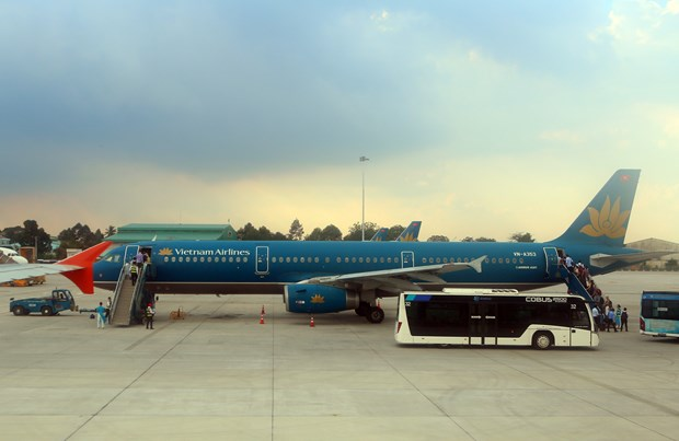 Vietnam's airport ground services firm honoured by Korean Air hinh anh 1