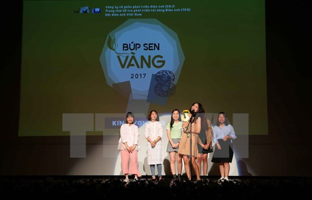 2017 Golden Lotus Bud Awards winners announced hinh anh 1