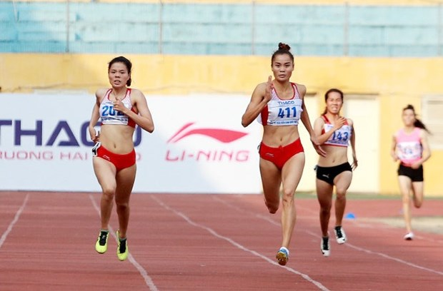 4x400m medley to join ASIAD, Olympic Games hinh anh 1