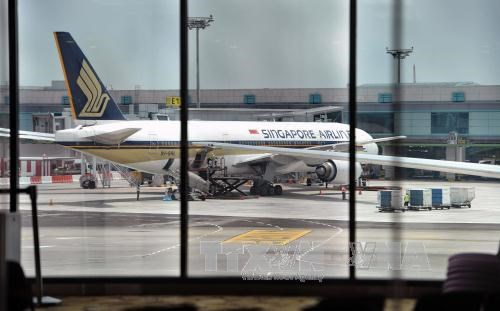 Singapore Airlines signs 13.8-mln-USD order with Boeing hinh anh 1