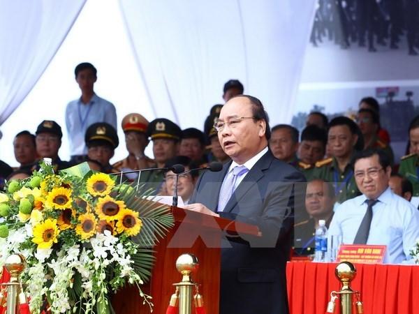Vietnam readies security for APEC 2017 leaders' week hinh anh 1