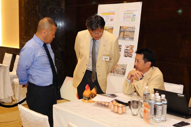 Egg Summit takes place in Vietnam for first time hinh anh 1