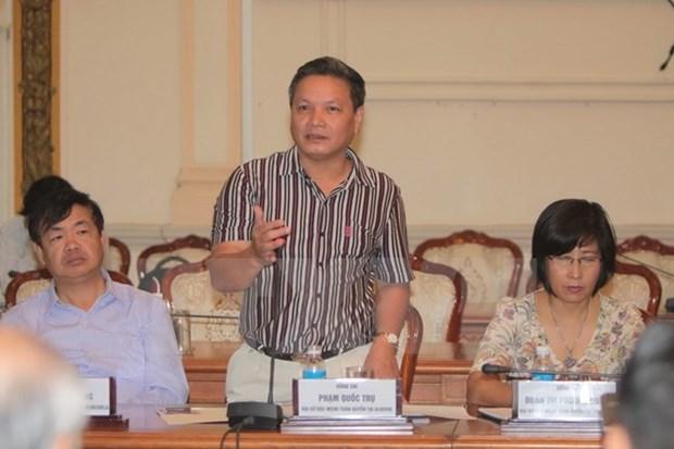 Ambassador: Vietnam-Algeria cooperation below potential hinh anh 1