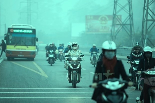 Hanoi to install additional 70 air monitoring stations hinh anh 1