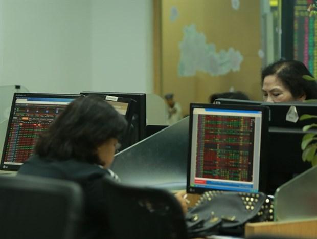 Major stocks, especially ROS, lift VN-Index hinh anh 1