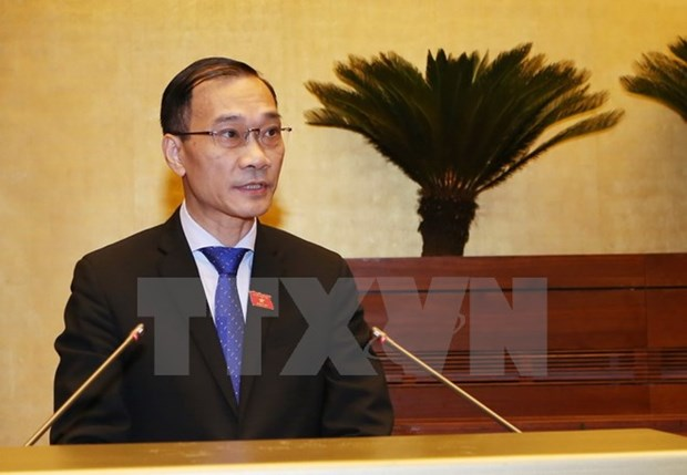 Lawmakers debate revisions to Law on Credit Institutions hinh anh 1