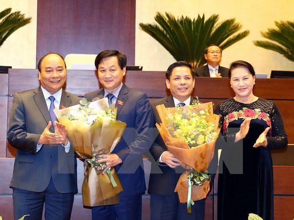 New Transport Minister, Government Inspectorate General named hinh anh 1