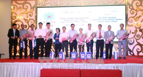 Expert group on Mekong Delta studies debuts hinh anh 1