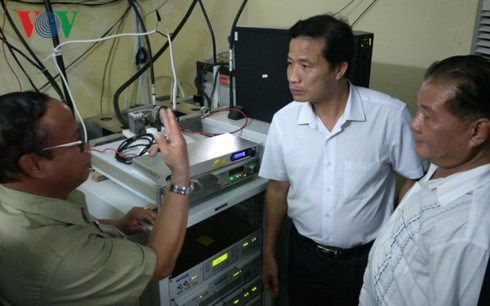 Vietnam aids Cambodia's broadcasting sector hinh anh 1
