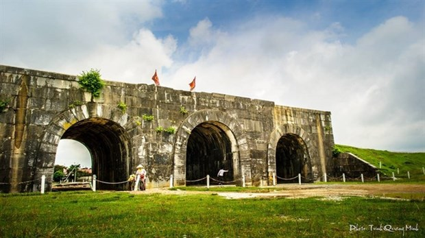 Scientists discuss preventing deterioration at UNESCO-recognised Ho Citadel hinh anh 1