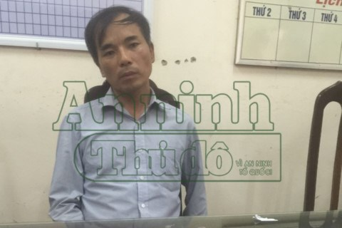 Meth, heroin trafficker arrested in Hanoi hinh anh 1