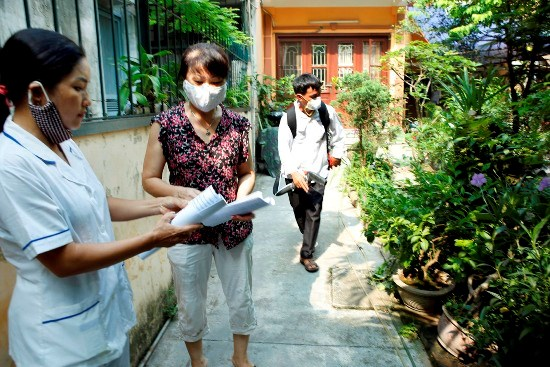Dengue infections fall nationwide hinh anh 1