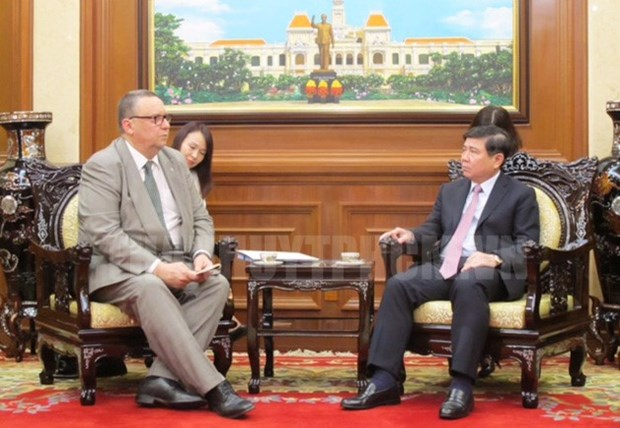 HCM City, Finland boast huge cooperation potential: official hinh anh 1