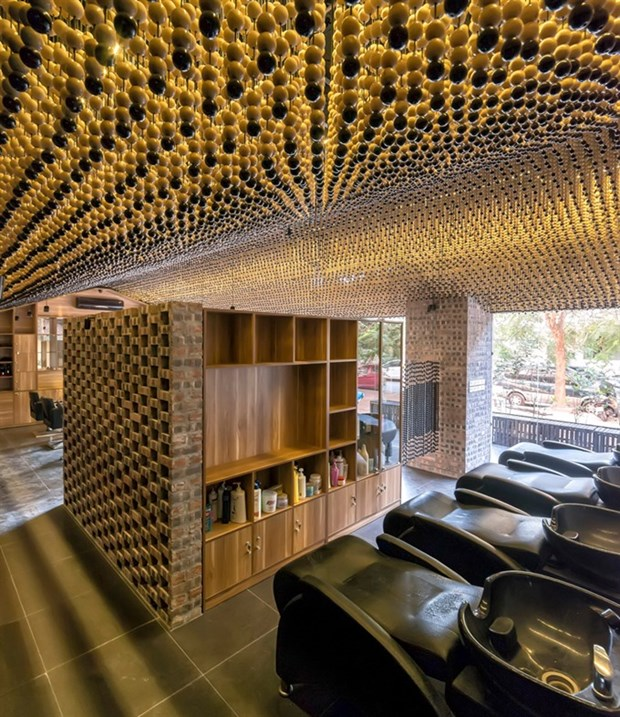 Vietnamese architects win international awards hinh anh 1