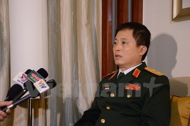 Vietnam actively partakes in ADMM, ADMM+ hinh anh 1
