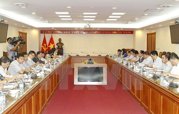 Vietnam News Agency targets better foreign news services hinh anh 1