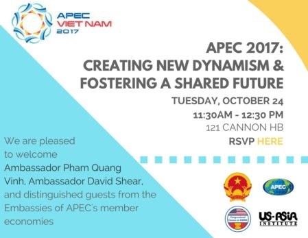 US-Asia Institute holds conference on APEC 2017 hinh anh 1