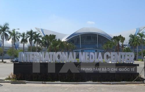 APEC 2017: International media centre launched hinh anh 1