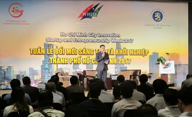 Start-up event offers cooperation opportunities for HCM City, Finland hinh anh 1