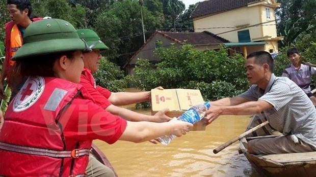 Up to 78.5 percent of Vietnamese consumers give to charities hinh anh 1