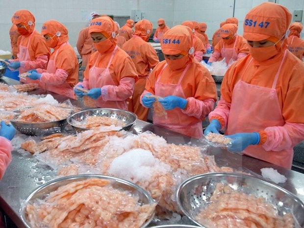 Aquatic exports estimated at 6.73 billion USD hinh anh 1