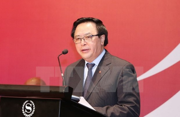 Chinese Party chief receives Vietnamese Party leader's special envoy hinh anh 1