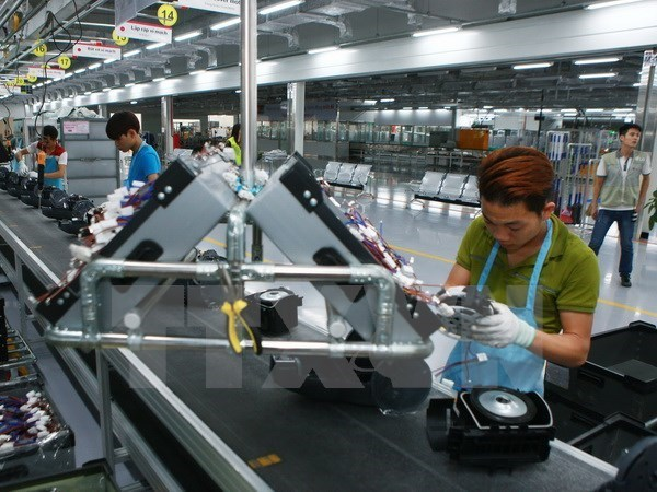New, existing companies register 107 billion USD in ten months hinh anh 1