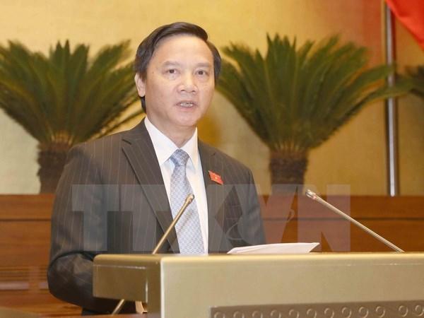 Legislators scrutinize administrative reform on October 30 hinh anh 1