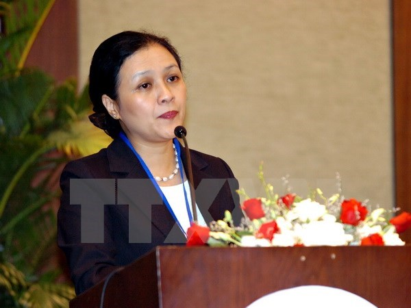 Vietnam highlights women's role in realising development goals hinh anh 1