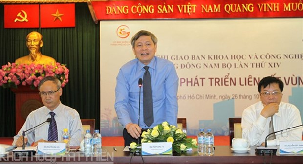 Sci-tech development projects in south-eastern region reviewed hinh anh 1
