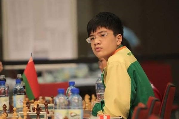 Vietnamese grab world rapid chess events hinh anh 1