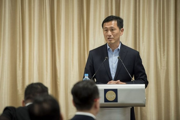 Singapore announces roadmap for financial industry transformation hinh anh 1