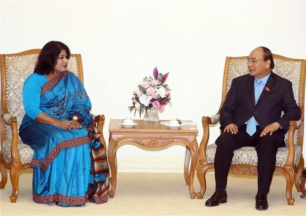 Vietnam keen on boosting partnership with Bangladesh: PM hinh anh 1