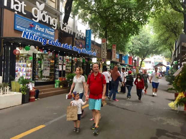HCM City: Book Street to spotlight Russian publications hinh anh 1