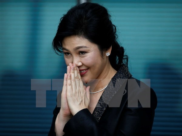 Thailand revokes passports of former PM Yingluck hinh anh 1