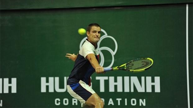 Russian wins Challenger Vietnam Open hinh anh 1