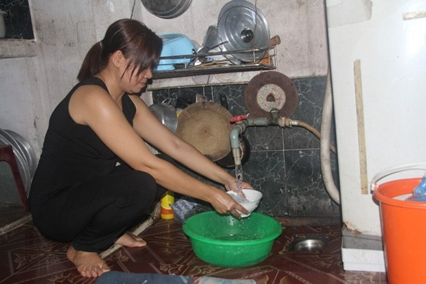 HCM City aims to reduce groundwater use hinh anh 1