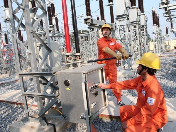 EVNNPC produces over 5 billion kWh of electricity in October hinh anh 1