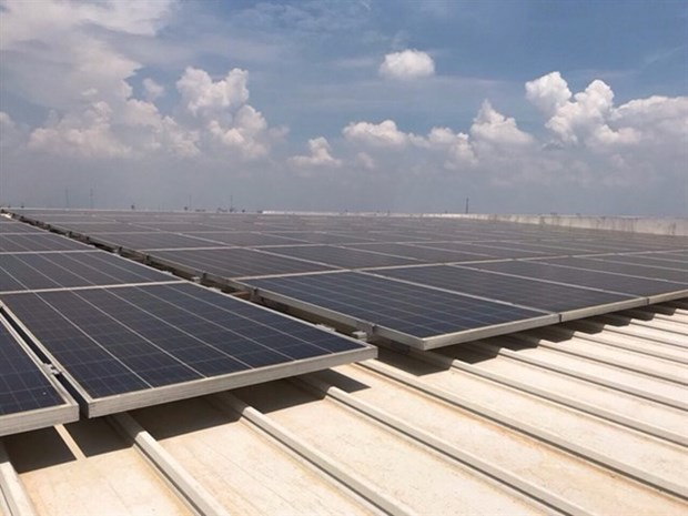HCM City looks to expand solar power network hinh anh 1
