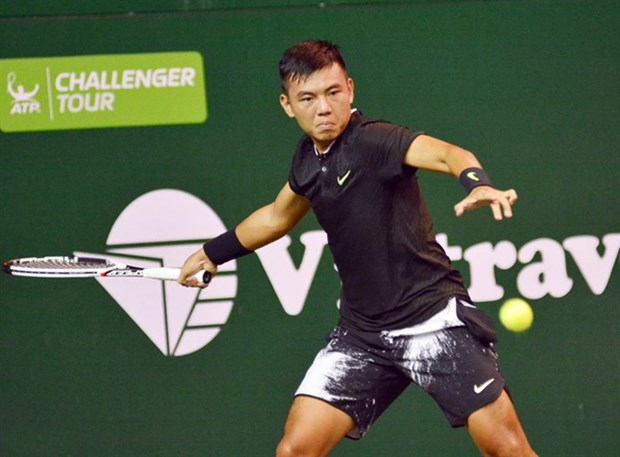 Ly Hoang Nam ranked No 5 at F1 Futures hinh anh 1