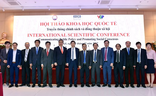 Vietnam, RoK share experience in policy communication hinh anh 1