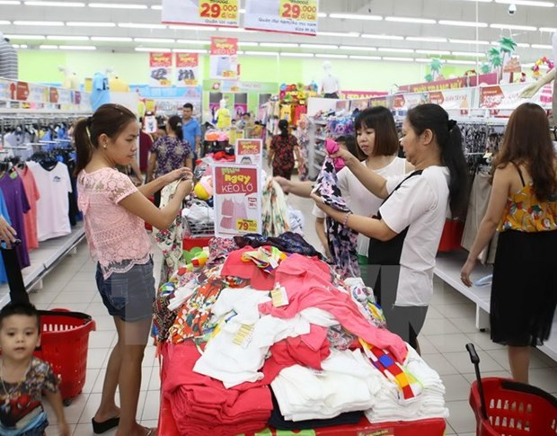Vietnam's retail forecast to grow steadily hinh anh 1