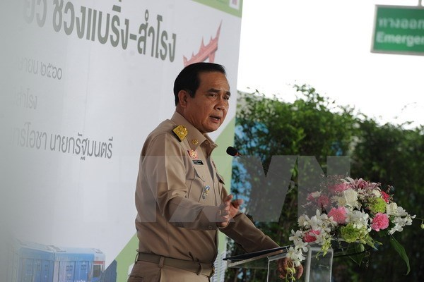 Thailand not lift political activity ban yet hinh anh 1