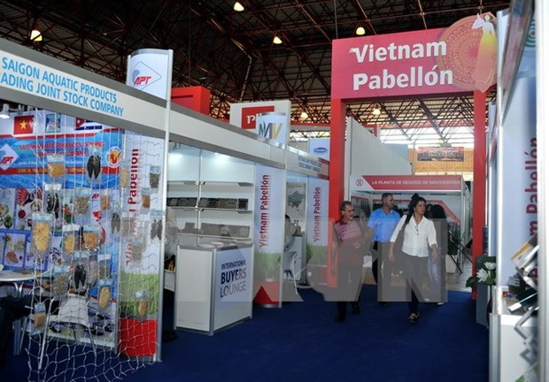 Vietnamese exhibitors take part in Havana Int'l Fair hinh anh 1