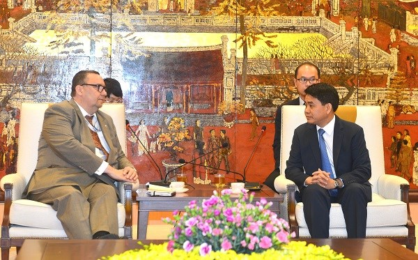 Hanoi ready to connect Vietnamese, Finnish firms hinh anh 1