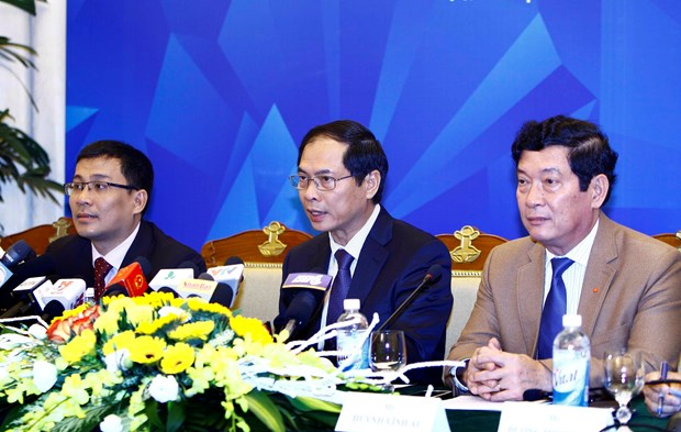 All preparations for APEC 2017 now completed: Deputy FM hinh anh 1