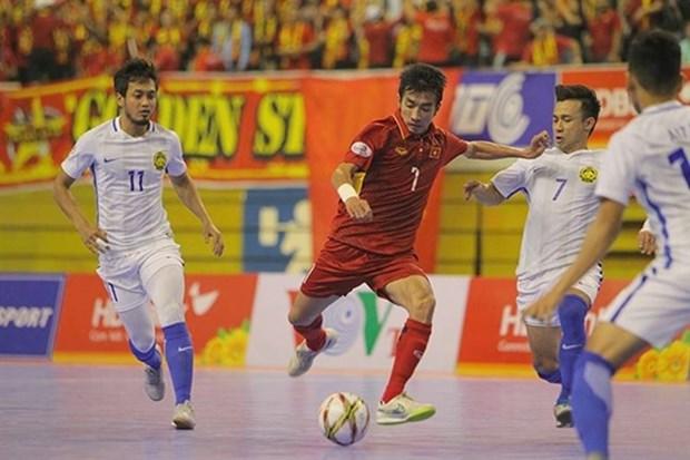 Vietnam stops at AFF futsal champs semi-finals hinh anh 1