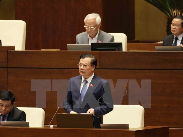 Minister: budget overspending to be kept within limits hinh anh 1