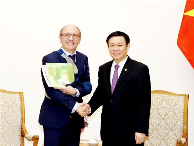 Deputy PM backs Belgian firms expanding investment in Vietnam hinh anh 1