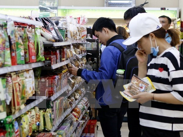 Vietnamese goods favoured in RoK hinh anh 1